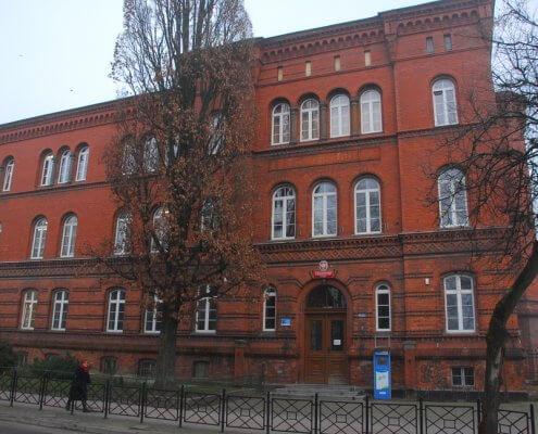 budynek szkoły podstawowej w Ełku opinia ornitologiczna chiropterologiczna
